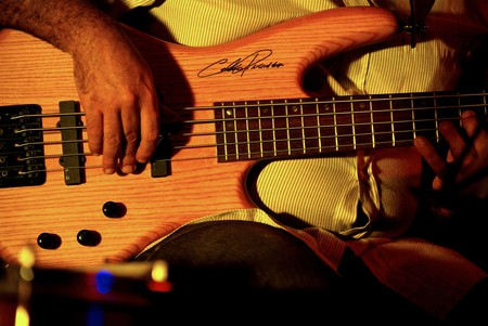 Acoustic guitar was a key instrument in early Brazilian music  ©Otávio Nogueira/Flickr