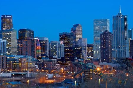 Denver Skyline at Sunset   © Larry Johnson/Flickr