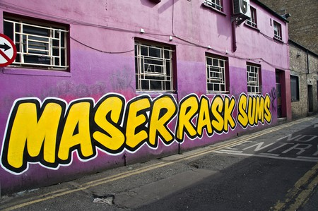 Maser street art in Dublin | © William Murphy/Flickr