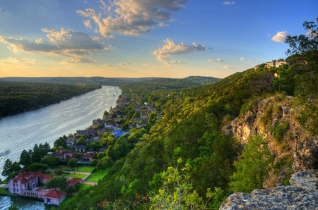Mt. Bonnell | © Randall Chancellor/Flickr