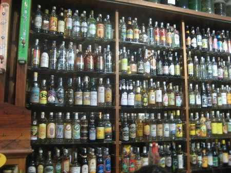 There are many brands of cachaca |© Harry Wood/Fickr