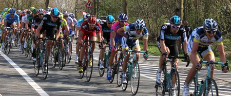 Fighting for victory in Flanders' beloved 'Tour' | © Roxanne King/Flickr