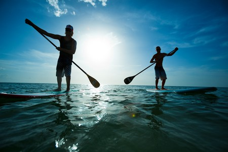 Stand-up paddleboarding |  © Visit St. Pete/Clearwater/Flickr