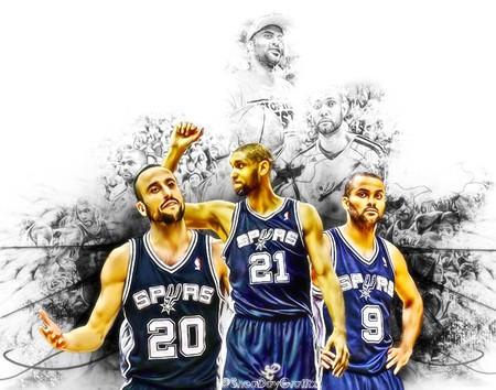 San Antonio Spurs   © Shea Huening/Flickr