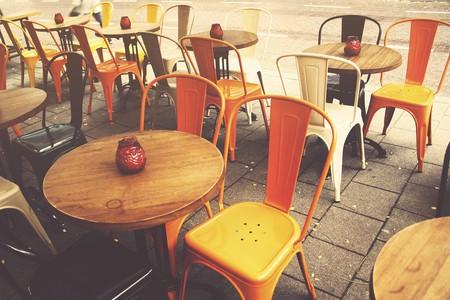 Sidewalk Café| ©AquilaSol/PixaBay