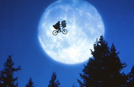 Et The Extra-Terrestrial / Et The Extra Terrestrial / E.T. (1982)   Dir: Steven Spielberg  © Universal / The Kobal Collection