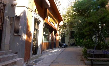 A street of Pagrati| © Dimorsitanos/WikiCommons