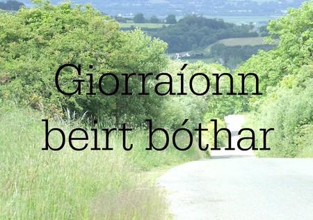 Irish country road | © seeks2dream/Flickr
