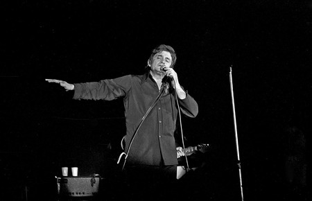 Johnny Cash | Wiki Commons