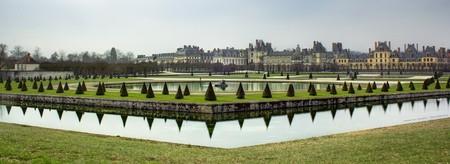 Le Grand Parterre at Fontainebleau │© Corentin Foucaut/Flickr