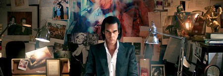 Nick Cave in 20,000 Days on Earth | Courtesy of Picturehouse Entertainment