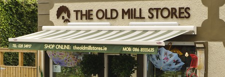 The Old Mill Stores, County Cork | Courtesy of The Old Mill Stores