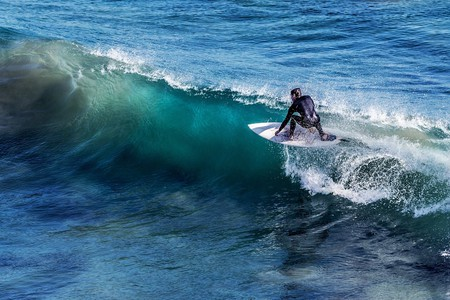 Surfing is one of the many water sports available  public domain/Pixabay