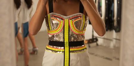 Neon Sass & Bide dress | ©Geneva Vanderzeil/Flickr
