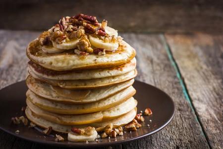 Gluten Free Pancakes © Anna Shepulova / Shutterstock