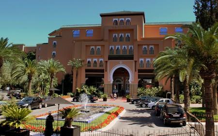 Sofitel Hotel Marrakech Image: Wikipedia