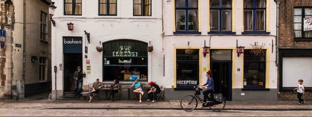 Quite a lot of Bruges' hostels find themselves in gorgeous step-gabled houses and other UNESCO-protected buildings | Courtesy of St. Christopher's