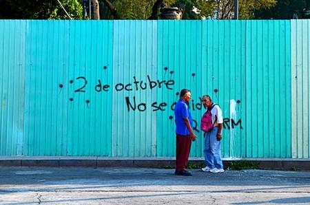 'October 2nd won't be forgotten'   © Razi Machay/Flickr
