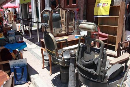 Antiques at Feira Rio Antigo   © Halley Pacheco de Oliveira/WikiCommons