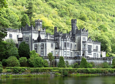 Kylemore Abbey | © High Contrast/WikiCommons