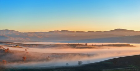 Road to Prosilio Village, Kozani in Greece's West Macedonia region   © Nikos Koutoulas/Flickr