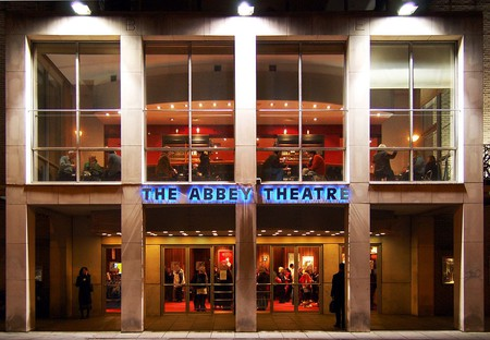 The Abbey Theatre, Dublin | © bjaglin/Flickr