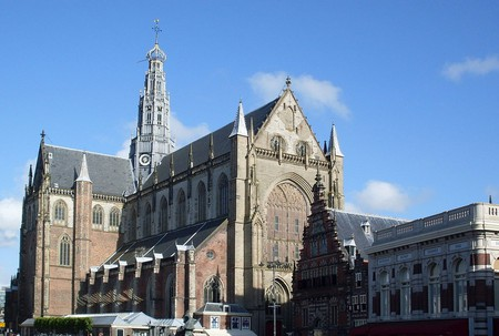 De Grote Kerk, Haarlem | © Marcelmulder68 / WikiCommons