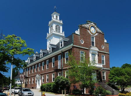 Weymouth Town Hall | ©Marcbela/Wikipedia
