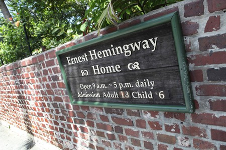 We highly recommend a visit to the home of Ernest Hemingway in Key West | Courtesy of Sam Howzit/Flickr
