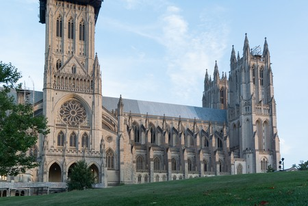 National Cathedral | © Robert Bolton/Flickr