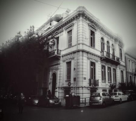 The Swedish Institute at Athens | © Ethel Dilouambaka