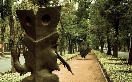 Sculpture by Leonora Carrington   © Eneas De Troya/Flickr