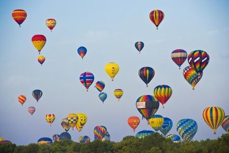 Quick Chek Balloon Festival | © Anthony Quintano, Flickr