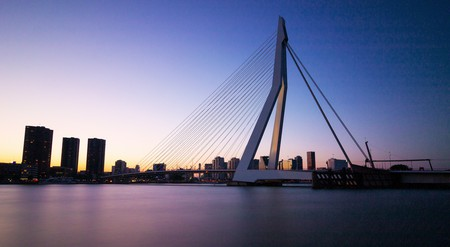 Rotterdam's skyline | © Martin de Lusenet / Flickr