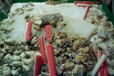 Seafood in Chinatown in Bangkok | © Courtesy of Kelly Iverson