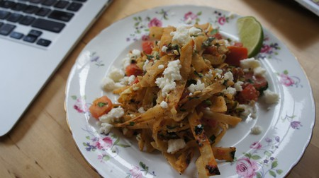 Chilaquiles at home | © Dietrich Ayala/Flickr