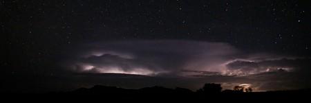 Lightning storm over Big Bend National Park | © BevoStevo/Flickr