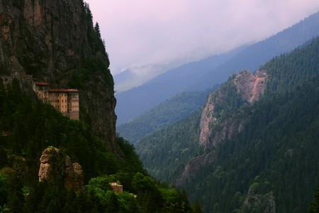 Sumela Monastery | © Sarah Murray/Flickr