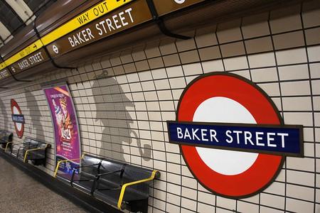 Baker Street Station|©Mariordo/Wikicommons