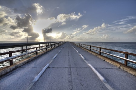The beautiful Seven Mile Bridge, Florida Keys   © Allen McGregor/flickr