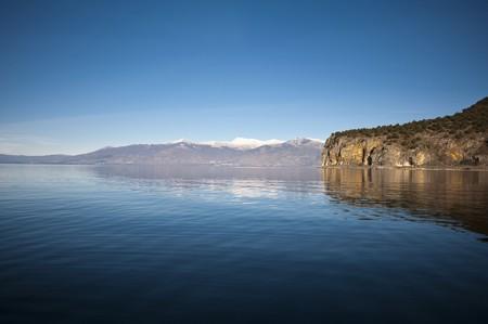 Great Prespes Lake on the Greek-Macedonian border | © George Pachantouris/Flickr