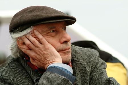 Jacques Rivette filming in 2006 │© Raphael Van Sitteren