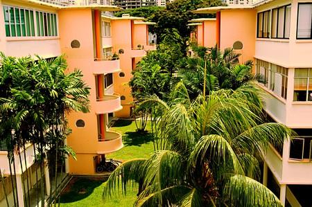Housing Development Board Blocks in Tiong Bahru | ©Jonathan Lin/www.Flickr.com