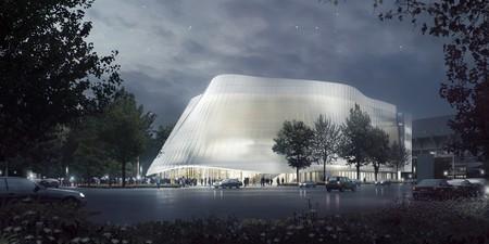China Philharmonic Hall | © MAD Architects