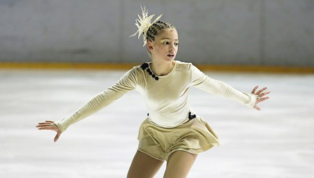 Professional figure skater │© 134213