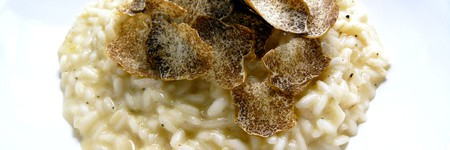 Risotto with White Truffles   © Flickr/bluumwezi