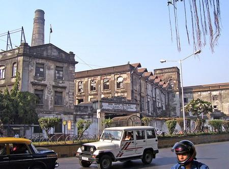 India United Mill, Parel | © Rohidas Gaonkar/WikiCommons
