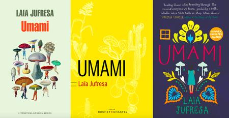 Covers courtesy of Literatura Random House, Buchet Chastel, and Oneworld Publications