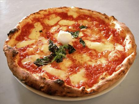 Pizza Margherita | © Wikipedia Commons