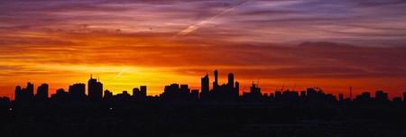 Summer sunrise (Melbourne, Australia) | © Steve Davidson/WikiCommons